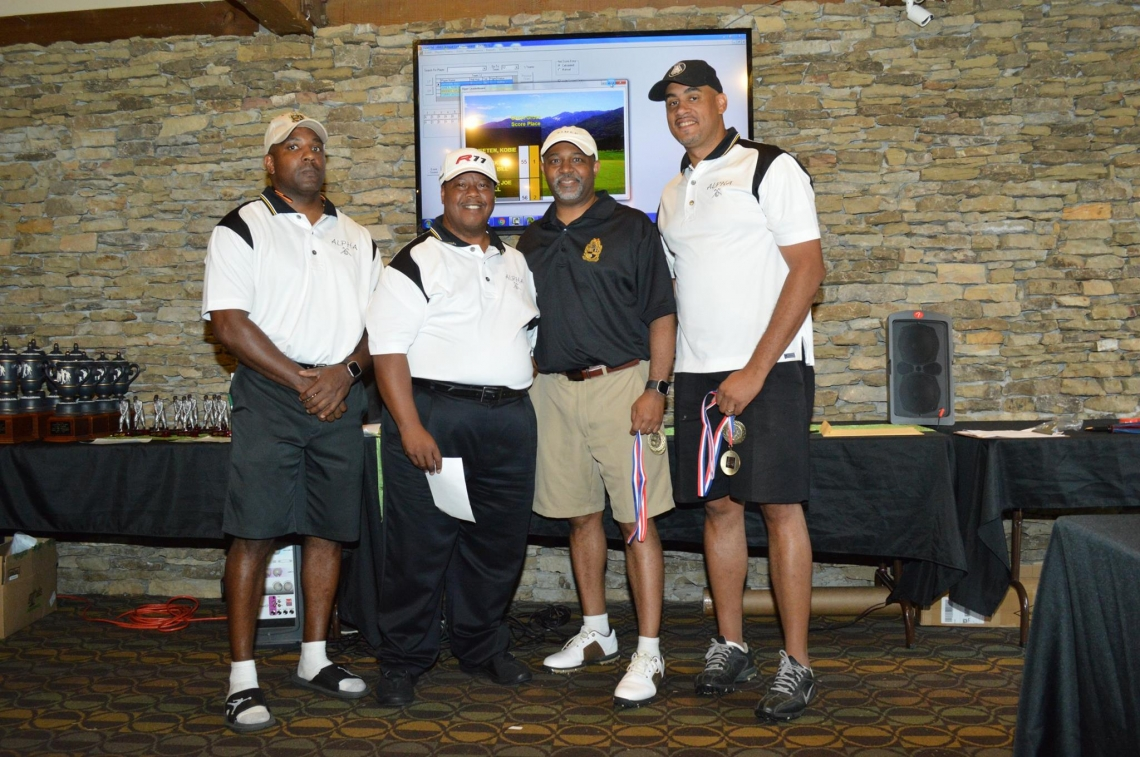 2020  AMEF Golf Tournament